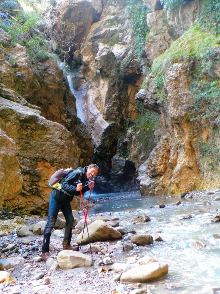 Roccia e acqua