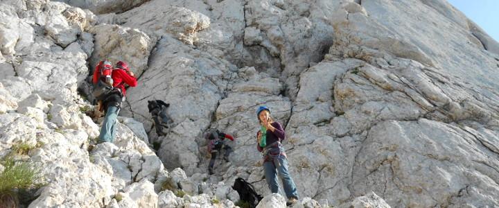 Palestre di roccia